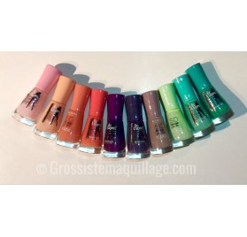 Vernis à ongles Bourjois So Laque, mixte de couleurs, en lot de 10P