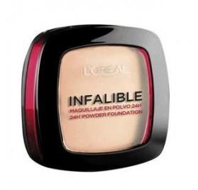 Poudre Infaillible L'Oréal n°160 , en lot de 12 pièces mixte, neuf sans blister
