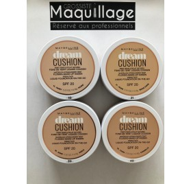 Fond de teint Maybelline Dream Cushion, mixte de teintes, neuf sans blister