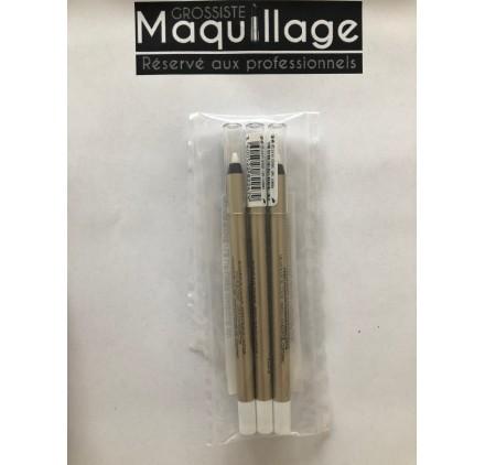 L'Oreal Crayon Lip Liner magique By Color riche, en lot mixte de 6p, nu sans blister.