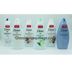 Gel Douche - bain moussant DOVE 700ml , sur plusieurs parfums, réétiquetage Français fournis