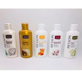 Gel Douche - Revlon Natural Honey 650ml, sur plusieurs parfums, Texte multi dont Français