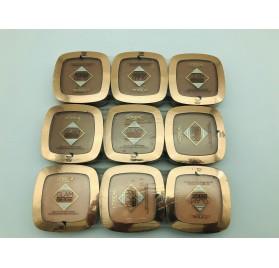 Poudre L'Oréal Glam Beige, en lot de 12 pièces mixte, neuf sans blister