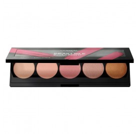 Blush L'oreal Infaillible Paint Palette n°02 Amber en lot de 12p mixte,sans blister