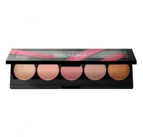 Blush L'oreal Infaillible Paint Palette n°02 Amber en lot de 6p, sans blister