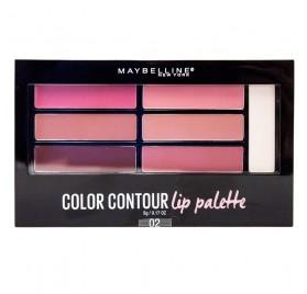 Maybelline Palette levre Color Drama n°02 Blushed Bombshell