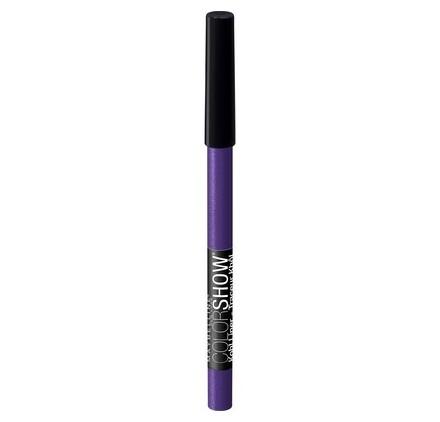 Crayon Maybelline Color Show n°320 Vibrant Violet, neuf, en lot de 12p