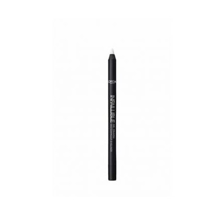 L'Oreal Crayon Infaillible Gel Waterproof 24H n°14 White is white, en lot de 12p, neuf