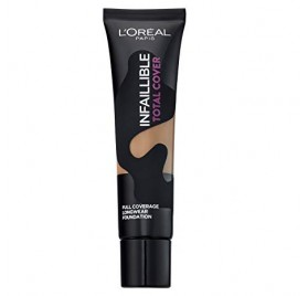 Fond de teint L'Oréal Infaillible total cover, n°20 sable, en lot de 12p, neuf
