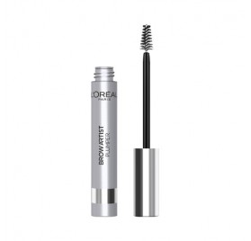 Mascara à sourcils Brow Artist Plumper, transparent L'Oréal, en lot de 6p