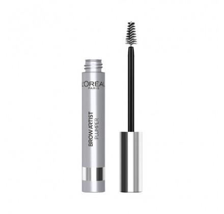 Mascara à sourcils Brow Artist Plumper, transparent L'Oréal, en lot de 12p