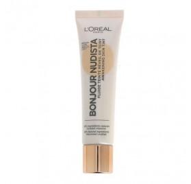 Bonjour Nudista L'Oréal BB creme n°02 Medium Light, en lot de 12p, neuf